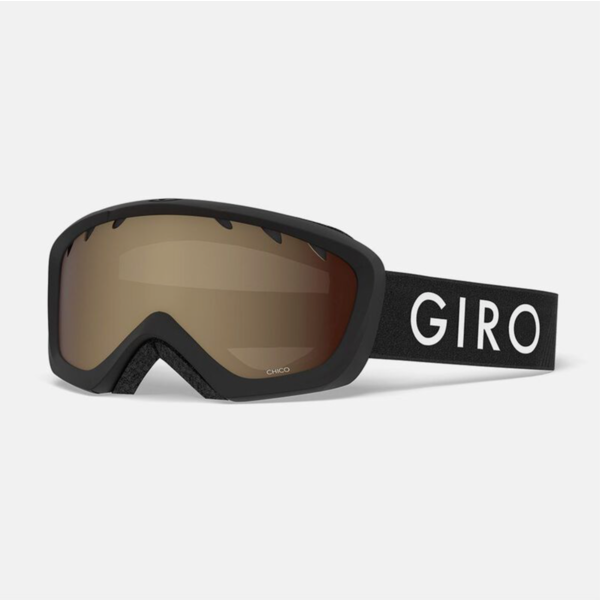 CHICO GOGGLES - BLACK ZOOM WITH AR40 LENS