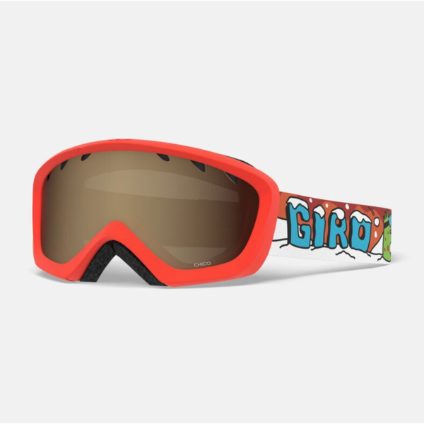 CHICO GOGGLE - DINOSNOW WITH AMBER LENS