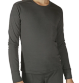 HOT CHILLYS YOUTH MIDWEIGHT CREW - BLACK - XXSMALL 3/4 ONLY