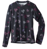 HOT CHILLYS YOUTH ORIGINAL II PRINT CREWNECK - HEART FLURRIES