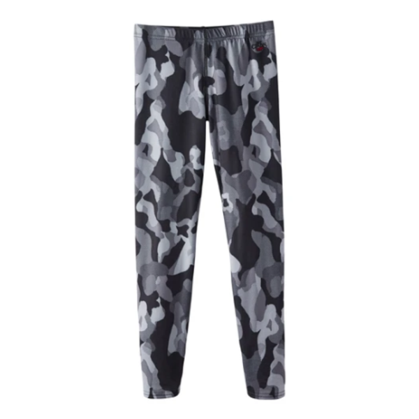 YOUTH ORIGINAL II PRINT TIGHTS - TEXTURED CAMO