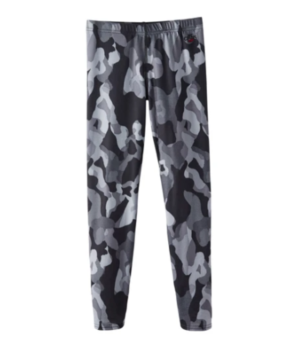HOT CHILLYS YOUTH ORIGINAL II PRINT TIGHTS - TEXTURED CAMO