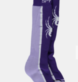 SPYDER GIRLS SWEEP SKI SOCKS - MAJESTY WISH