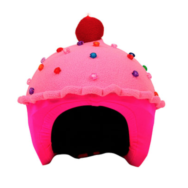 CUPCAKE LED HELMET COVER