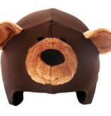 COOLCASC BEAR HELMET COVER