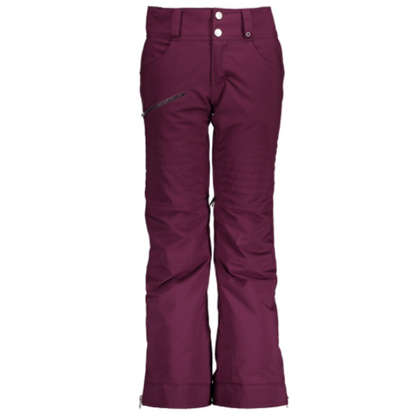 JUNIOR GIRLS JESSI PANT - DROP THE BEET - SIZE SMALL/8 ONLY