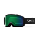 SMITH GROM GOGGLE - BLACK/EVERYDAY GREEN