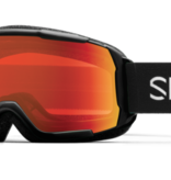 SMITH GROM GOGGLE - BLACK/EVERYDAY RED
