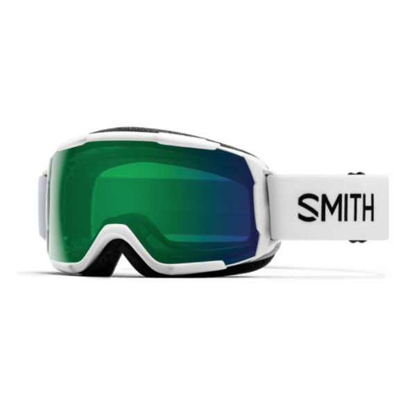 GROM GOGGLE - WHITE/EVERYDAY GREEN