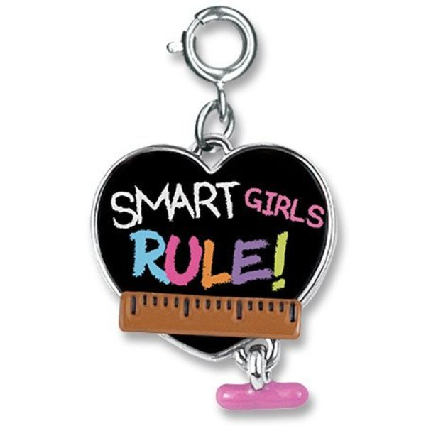 SMART GIRLS RULE! CHARM