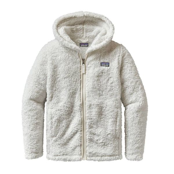 GIRLS LOS GATOS HOODY - BIRCH WHITE