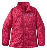 PATAGONIA GIRLS NANO PUFF JACKET - CRAFT PINK