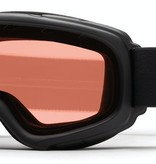 SMITH GAMBLER GOGGLES - BLACK WITH RC36 LENS - SIZE YOUTH SMALL/MEDIUM