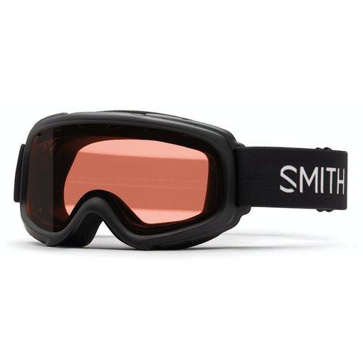SMITH GAMBLER GOGGLES - BLACK/RC36 - YOUTH MEDIUM