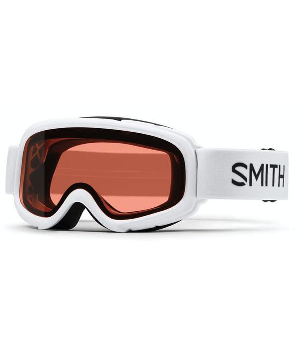 SMITH GAMBLER GOGGLES - WHITE/RC36