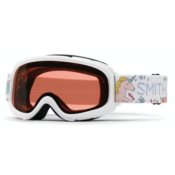 GAMBLER GOGGLES - WHITE FAIRY/RC36 - YOUTH MEDIUM