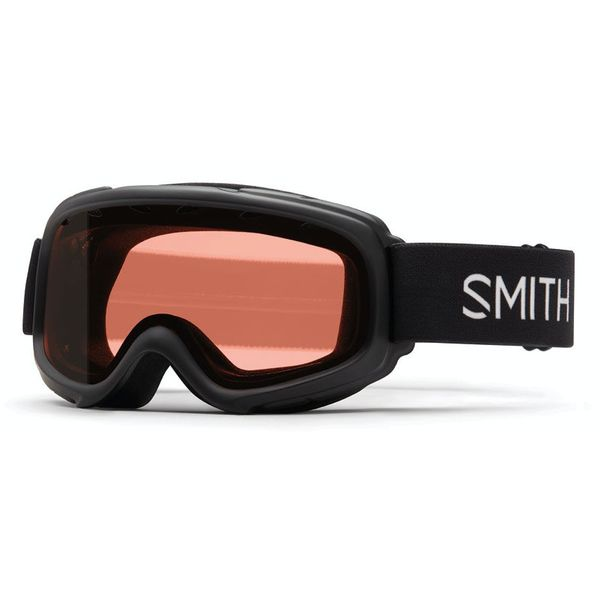 SIDEKICK GOGGLE - BLACK - YOUTH SMALL