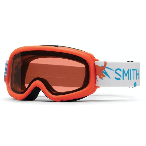 SIDEKICK GOGGLE - ORANGE DINO - YOUTH SMALL