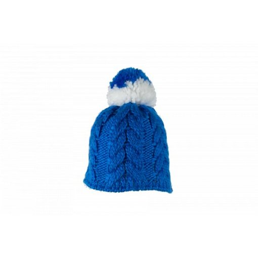 OBERMEYER LIVY KIDS KNIT HAT STELLAR BLUE