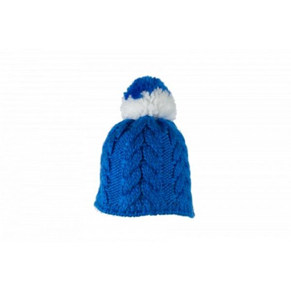 LIVY KIDS KNIT HAT STELLAR BLUE