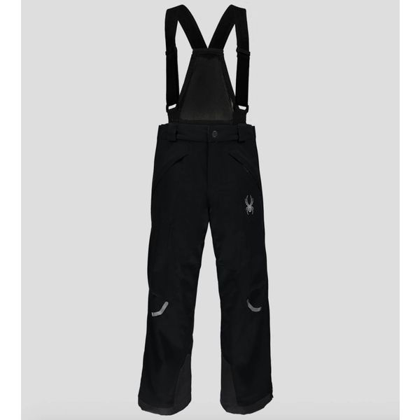 BOY'S FORCE PANT - BLACK - SIZE 18 ONLY