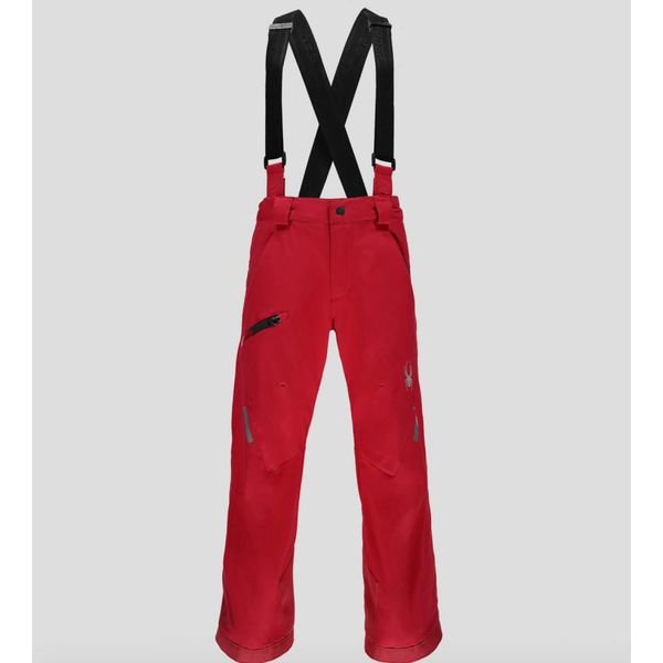 BOY'S PROPULSION PANT - RED - SIZE 20 ONLY