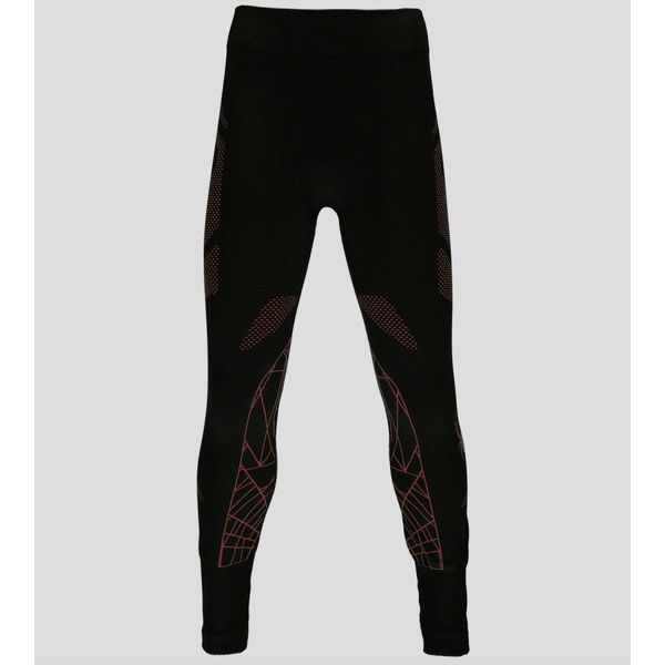 BOY'S RACER PANT BLACK/RED