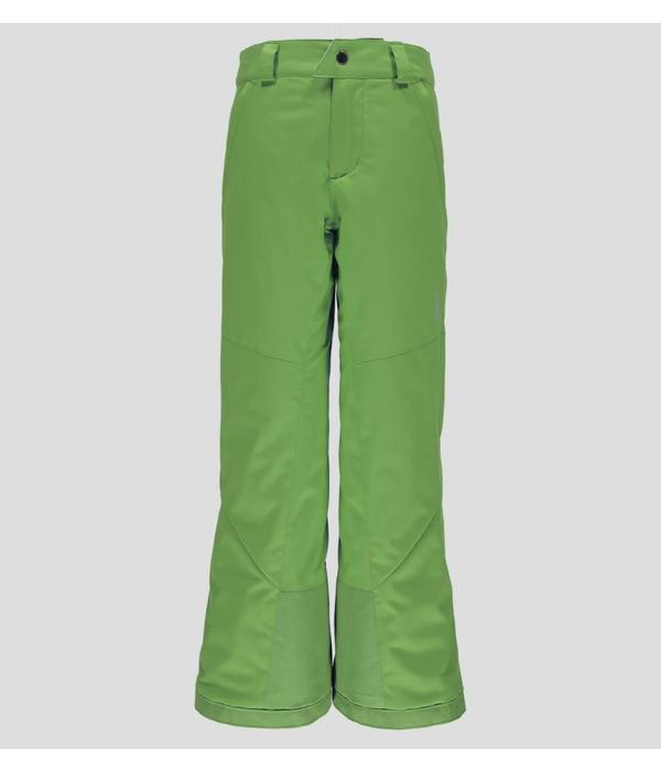 SPYDER JUNIOR GIRLS VIXEN PANT - FRESH GREEN - SIZE 16 ONLY