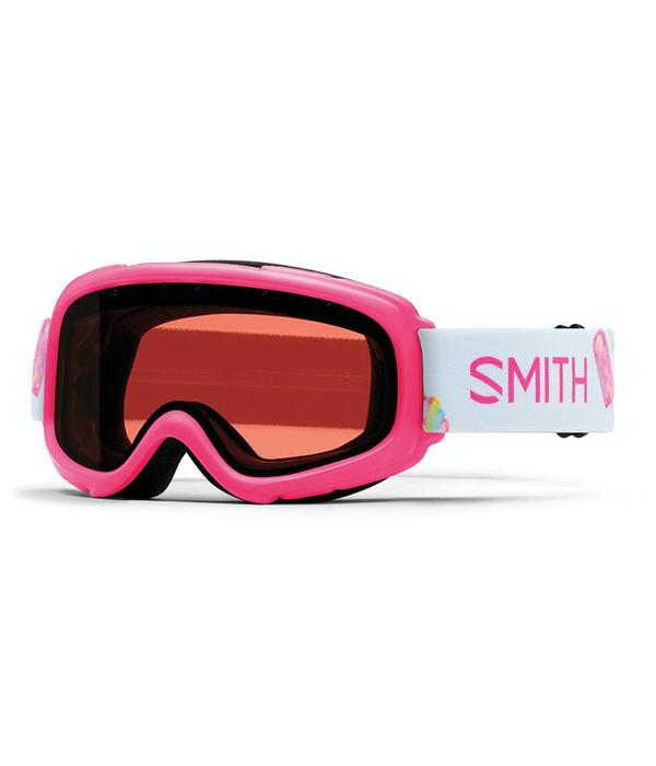 SMITH GAMBLER GOGGLES - PINK POPSICLES/RC36 - YOUTH MEDIUM