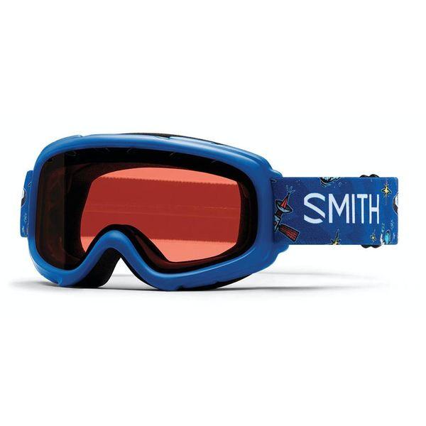 GAMBLER GOGGLES - COBALT SHUTTLES WITH RC36 LENS - SIZE YOUTH SMALL/MEDIUM