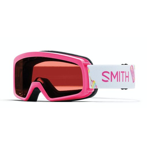 SMITH RASCAL GOGGLES - PINK POPSICLES/RC36 - YOUTH SMALL
