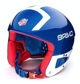 BRIKO VULCANO FIS HELMET - USA BLUE