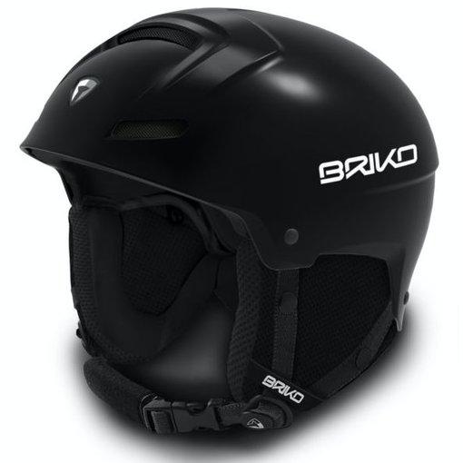 BRIKO MAMMOTH ABS HELMET - BLACK - XSMALL (48-52CM)