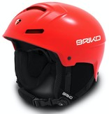 BRIKO MAMMOTH ABS HELMET - ORANGE FLUO