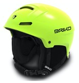 BRIKO MAMMOTH ABS HELMET - YELLOW FLUO