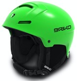 BRIKO MAMMOTH ABS HELMET - SULFURIC GREEN X-SMALL (48-52CM)