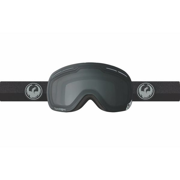 X1S TRANSITION GOGGLES - BLACK/CLEAR - MEDIUM ADULT