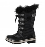 SOREL YOUTH TOFINO BOOT - BLACK - SIZE 2Y ONLY