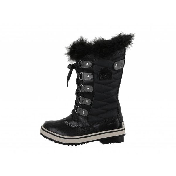 YOUTH TOFINO BOOT - BLACK - SIZE 2Y ONLY
