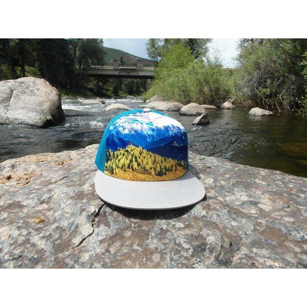 ADULT BLUE MOUNTAIN CAP