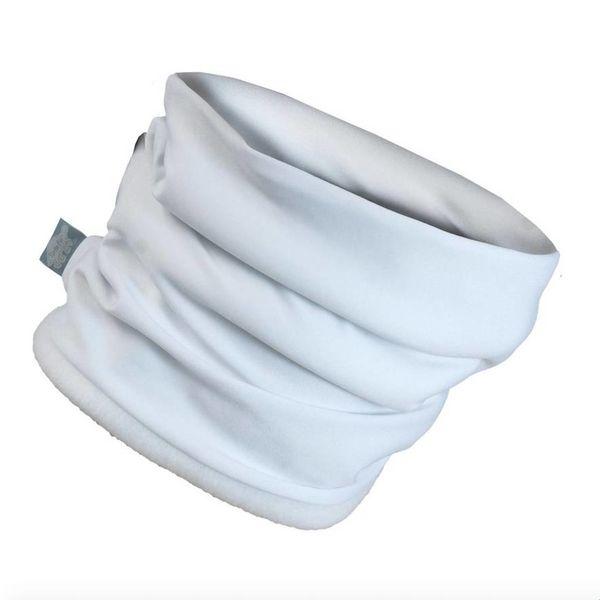 COMFORT SHELL NECKULA -  WHITE