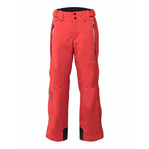 NORWAY ALPINE TEAM SALOPETTE PANT - RED - SIZE 18 ONLY