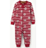 HATLEY CANDY CANE COVERALL