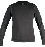 HOT CHILLYS YOUTH ORIGINAL II CREW - BLACK - SIZE XSMALL 4/6 ONLY