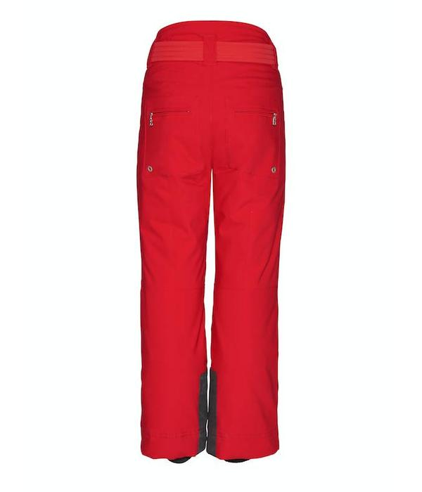 BOGNER JUNIOR BOYS TILO3 PANT - RED - SIZE LARGE (10) ONLY