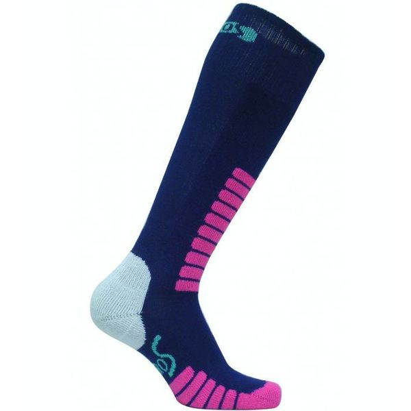 SKI SUPREME JR SOCKS - NAVY