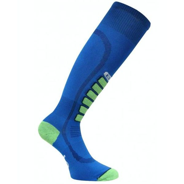 SILVER SKI LIGHT SOCKS - ROYAL