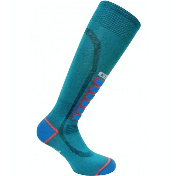 SILVER SKI LIGHT SOCKS - TEAL