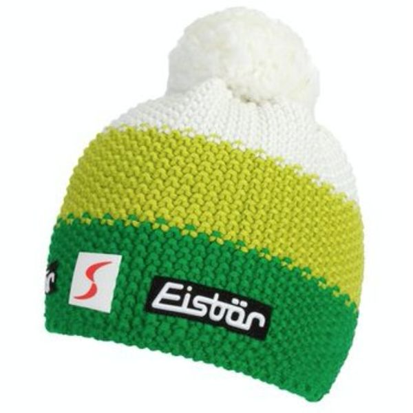 STAR NEON POMPON- WHITE/GREEN/GREEN - ADULT (8Y+)