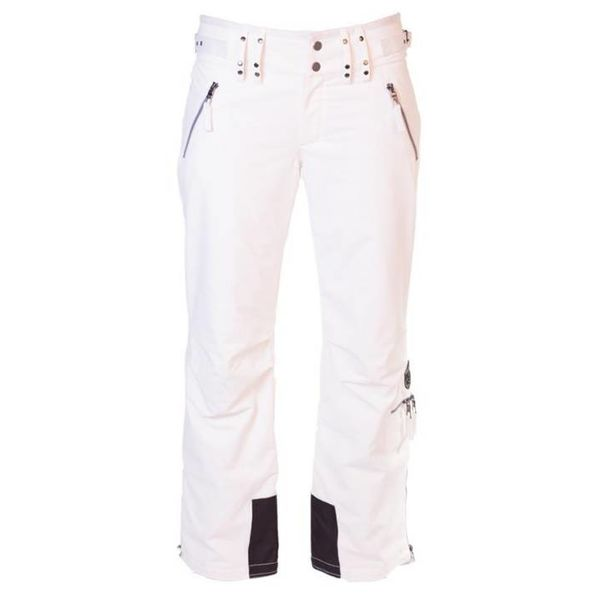 CARGO STRETCH PANT WHITE